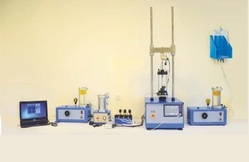 Computerized Triaxial Testing System