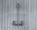 Galvanized Sheet Toilet Door