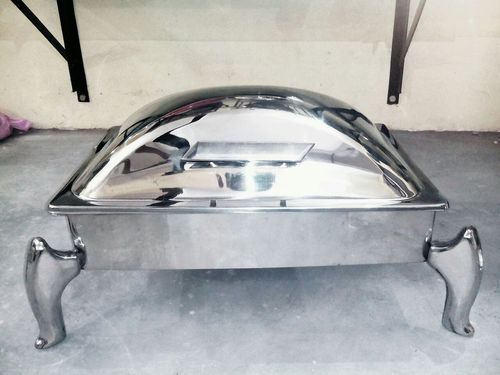 Antique Chafing Dish