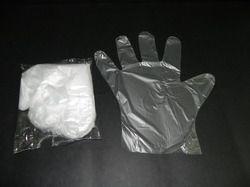 Plastic HM Hand Gloves