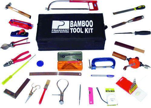 Bamboo Handicraft Tools Kit Bamboo Handicraft Tool Kit
