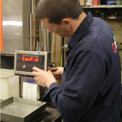 Steel Scale Calibration Services