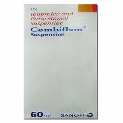 Ibuprofen Paracetamol Suspension Syrup