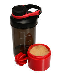 Ishake Dynamize 2 In 1 Shaker Bottle