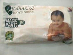 Toddlers Soft Disposable Baby Diapers Small