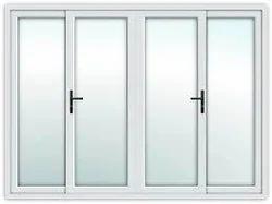 UPVC i-60 Series (2 Track 2 Panel Sliding Windows)