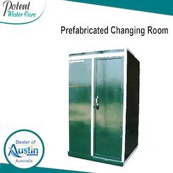 Prefabricated Changing Room