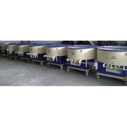 Castable Pan Mixer