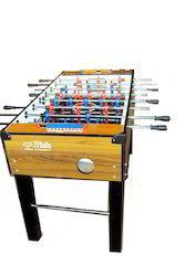 American Soccer Table Teak 2.5 X 5