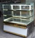 Tempered Glass Display Counter