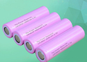 2600 mAh Lithium Ion Battery