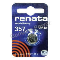 Renata 357 Lithium Coin Cell Batteries