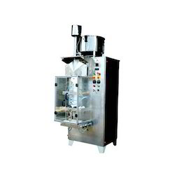 Single Head Milk Pouch Packing Machine