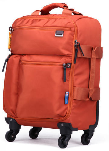 Tekstyl Trolley Bag