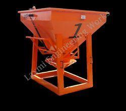 Concrete Bucket (ST Mechanism)