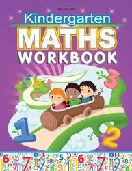 Kindergarten Maths Work Book