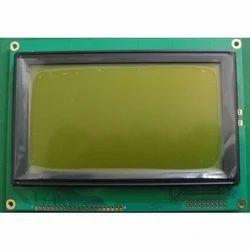 240X128 Green LCD Module