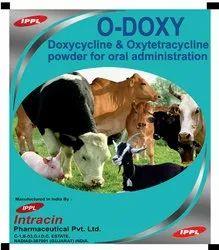 Doxycycline And Oxytetracycline Powder