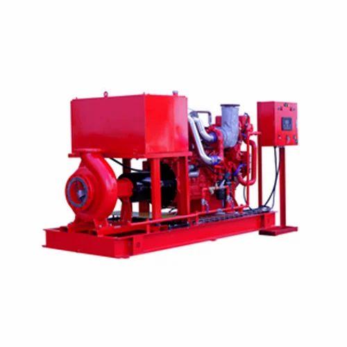 Diesel Engine Fire Fighting Pump Set