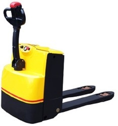 Walkie Type Electric Pallet Truck