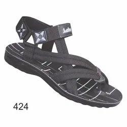 Pu  Men  Sandals