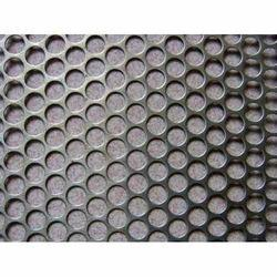 Galvanized Iron Perforated Sheet