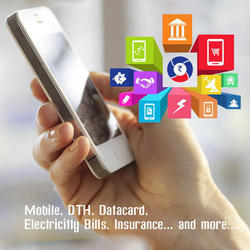 Online Recharge Software (All Mobiles, DTH, Data Card)