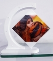 Diamond Rotating Photo Frame