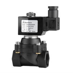 Plastic Series 2/2-Way Zero Press Differential Solenoid Valve-Normally Closed(ZS1DF02N7D16)