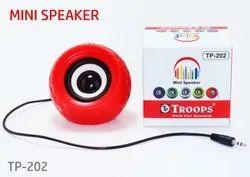 Troops Tp-3009 Tp-202 Aux Bluetooth Speaker