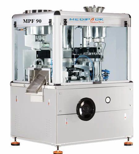 Automatic Capsule Filling Machine - MPF-90