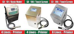 SD 200 Inkjet Printer