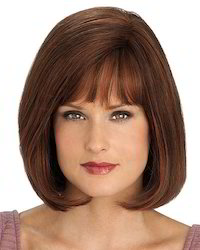 Ladies Human Hair Wig
