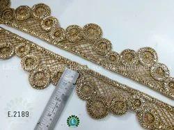 Embroidered Lace E2189