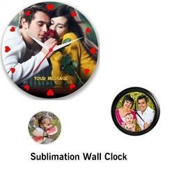 Sublimation Wall Clocks - Sublimation Blank Clocks
