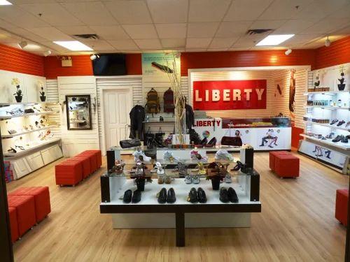 Shoe Retail Fixtures