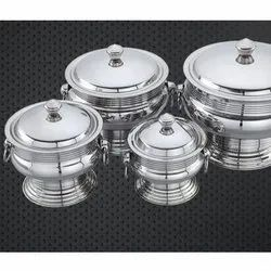 Cello Stainless Steel Tableware Pots Set