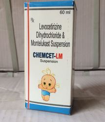Pharma Franchise For Levocetirizine Montelukast Suspension