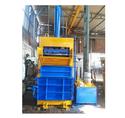 Single Box Double Cylinder Baler Machine