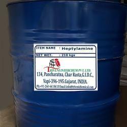 Heptylamine