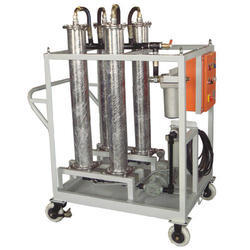 TAN Reduction - EH Oil Filtration System