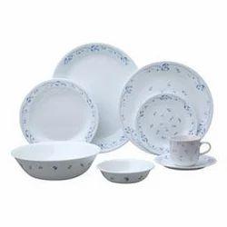 Corelle Dinnerware Set & Brass Utensil Set Wholesale Sellers from ...