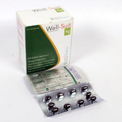 Fatty Acid Soft Gelatin Capsule