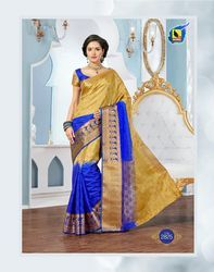 Meera Pattu Silk By Ashika Saree