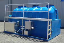 Grey Water Treatment Plant