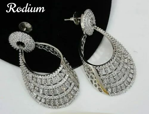 American Diamond Earrings