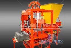 Block Making Machine Without Conveyor