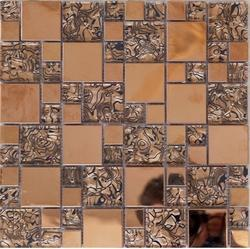 WB201 Glass Mosaic Tiles