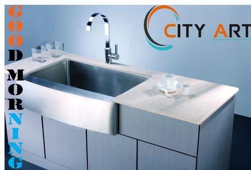 Kitchen Sink SS Kitchen Sink Manufacturer From Morbi - Bathroom sink companies