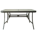 Garden Aluminum Table